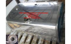Бак топливный 400 литров алюминиевый F для самосвалов фото Саранск
