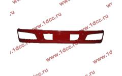 Бампер F красный пластиковый для самосвалов фото Саранск