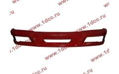 Бампер FN2 красный самосвал для самосвалов фото Саранск